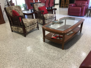 Flake Decorative Floor Coating