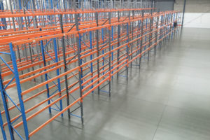 3_4 3000 sqm Warehouse Single Colour Epoxy6