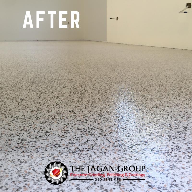Jagan Floor Coating After
